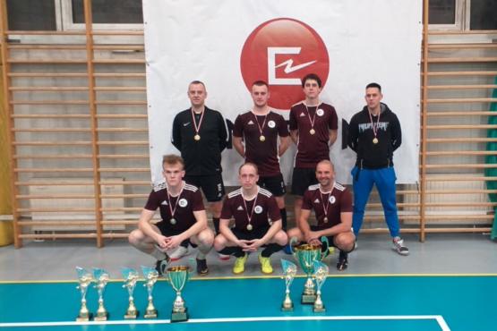 Ten sezon Enprom Futsal League należał do nas!